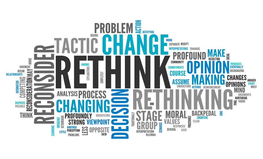 Rethink What Is Possible