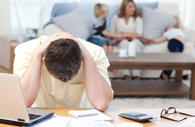 Americans Struggle With Financial Stress
