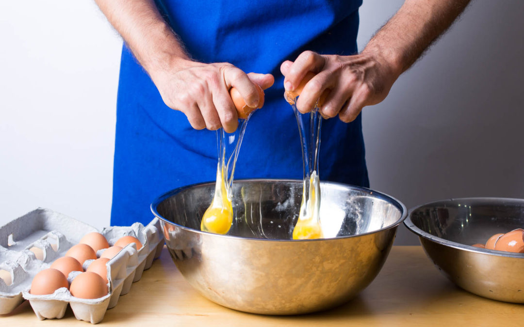 If you want to make an omelet you have to crack a few eggs.