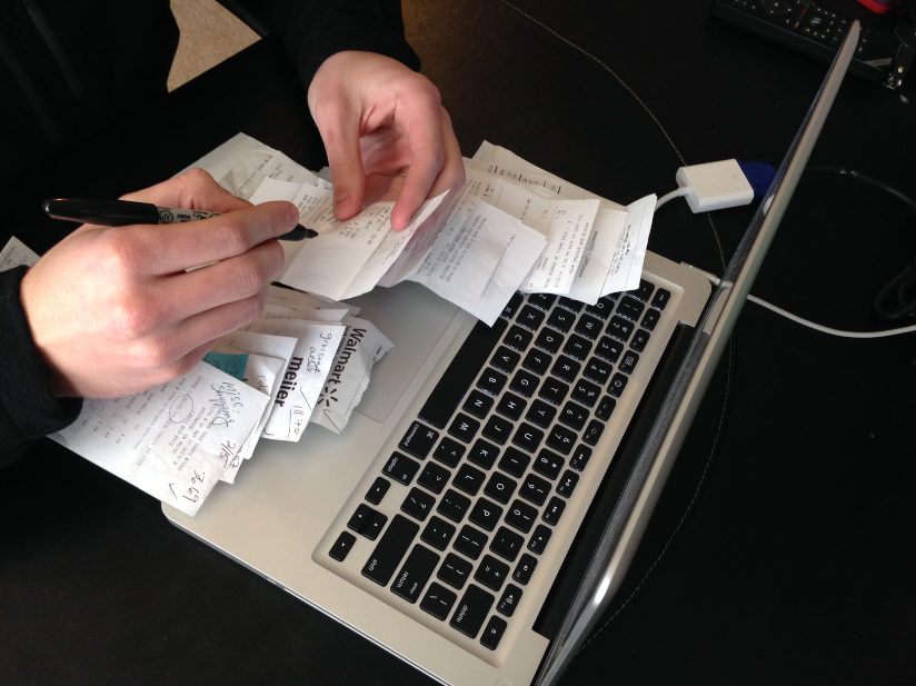 Which do you pay more attention to: travel receipts or hospital bills?